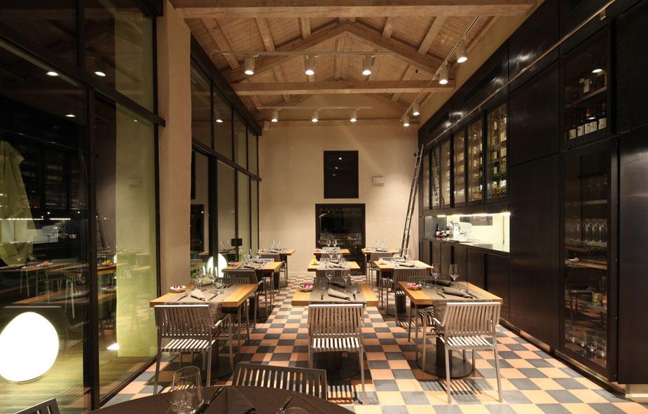 Ristorante - Design Mazzorbo Zanon Architetti Associati