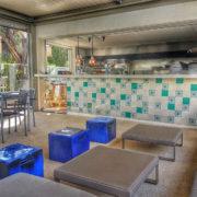 Jasmin Grilllounge - Hotel Royal - Riviera Cap Ferrat - Interior design Veronica Givone