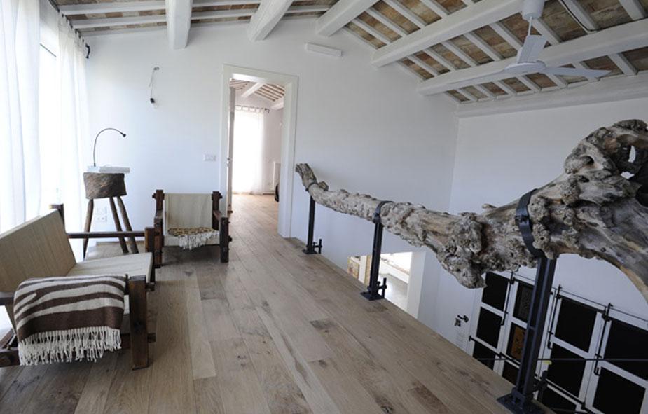 Residenza privata - Arch. Sergio Colangeli e Renata Palloni - Ph. Paparini