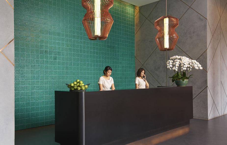 Oasia Hotel Downtown - Singapore - Patricia Urquiola Studio