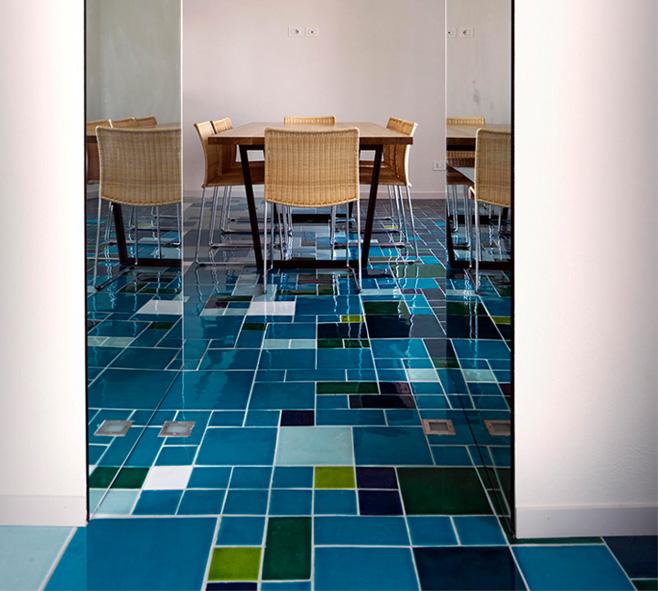 Residenza privata - Gianfranco Mangiarotti - Laboratorio di Architettura - Roma - ph. Dirk Vogel