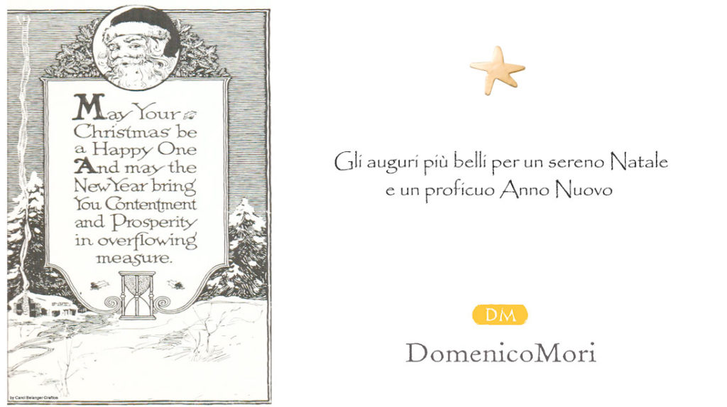Auguri DomenicoMori