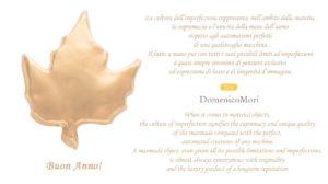 Buon Anno Auguri 2017 DomenicoMori