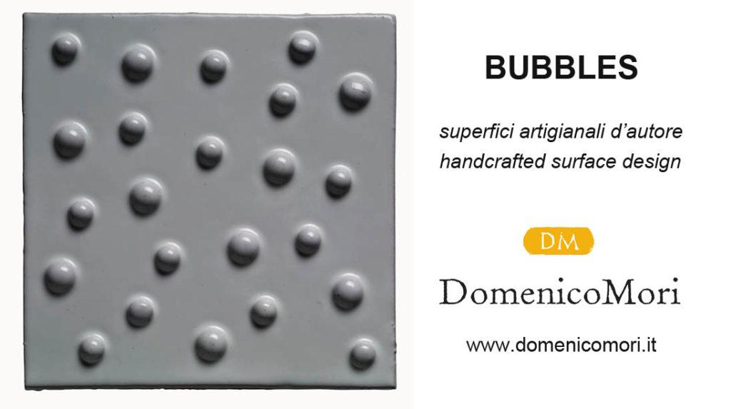 Bubbles Domenico Mori