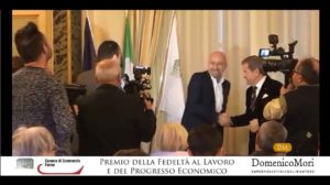 CAMERA DI COMMERCIO PREMIO DOMENICO MORI